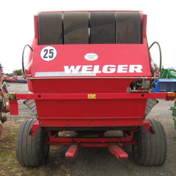 welger RP435-4