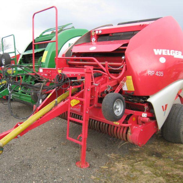 welger RP435-6