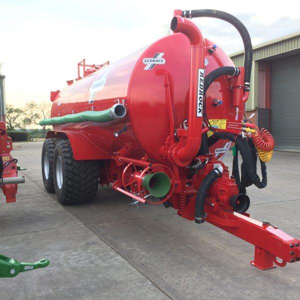 redrock 3500l tanker-3