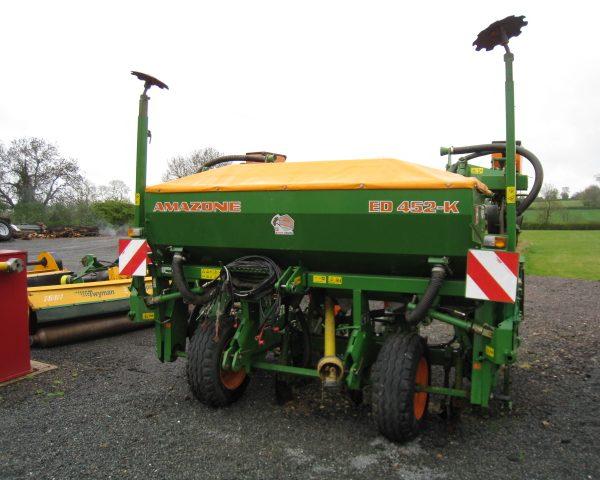 amazone ed452-k maize drill-1