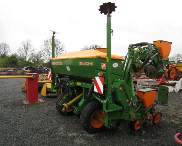 amazone ed452-k maize drill-8