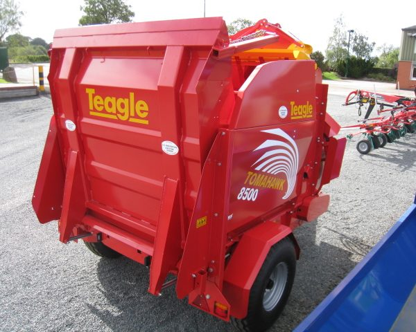 teagle t8500 feeder bedder-5