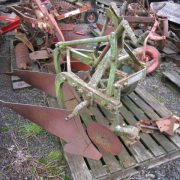ford ransomes 2 furrow plough-1