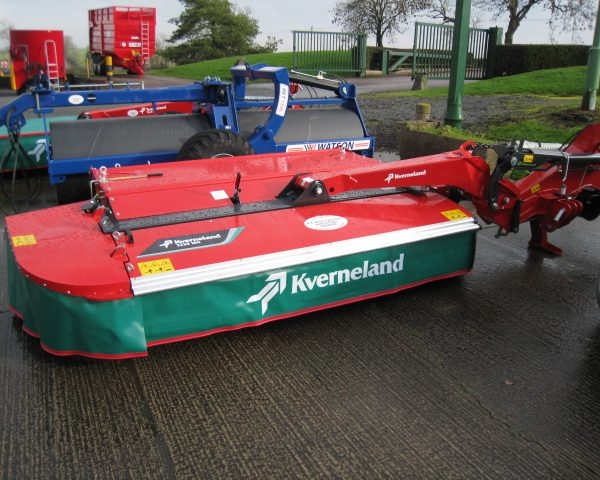 kverneland 3228 mower conditioner-6