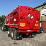 redrock 20 tonne grain trailer-1