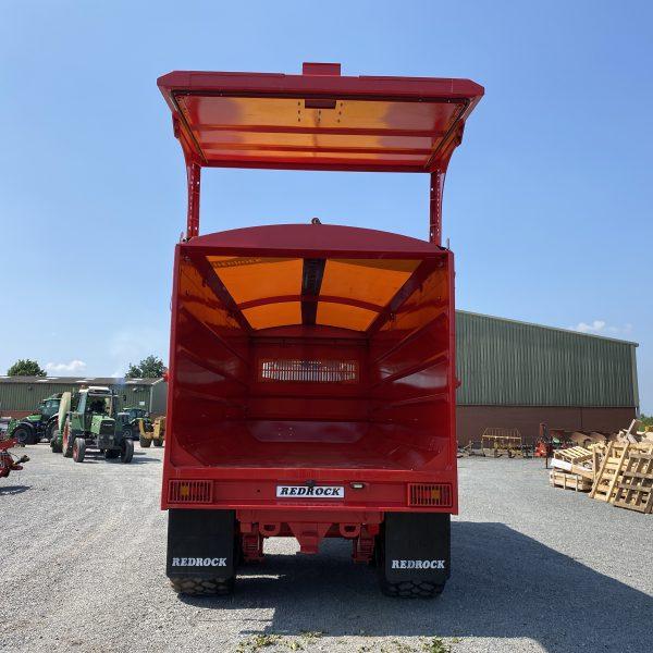 redrock 20 tonne grain trailer-10