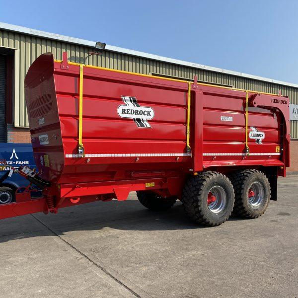 redrock 20 tonne grain trailer-2