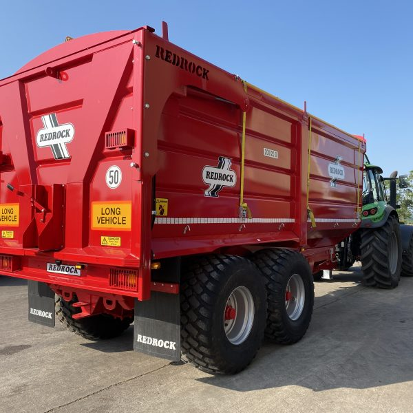 redrock 20 tonne grain trailer-4