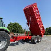redrock 20 tonne grain trailer-7