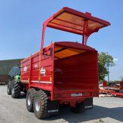 redrock 20 tonne grain trailer-8