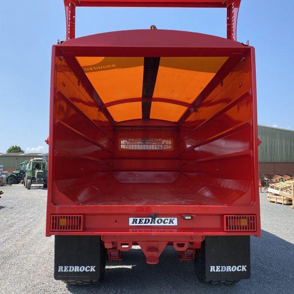 redrock 20 tonne grain trailler-9