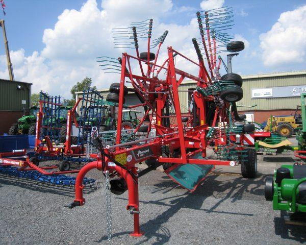 kverneland 9580c rake-1