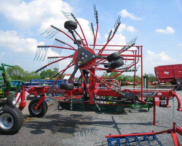 kverneland 9580c rake-4