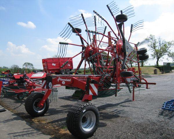 kverneland 9580c rake-5