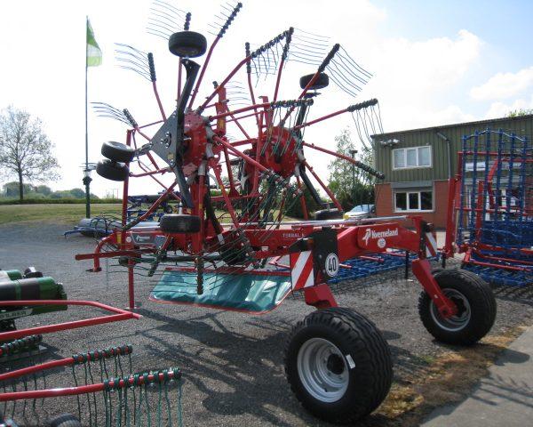 kverneland 9580c rake-7