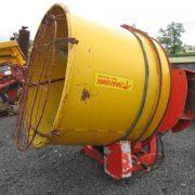 teagle 4040 bale shredder-2