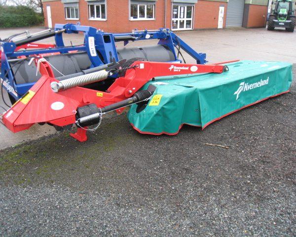 kverneland 2840 mower-1