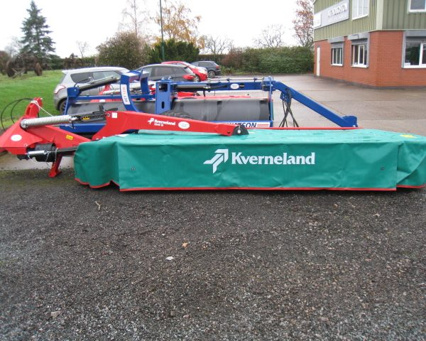 kverneland 2840 mower-7