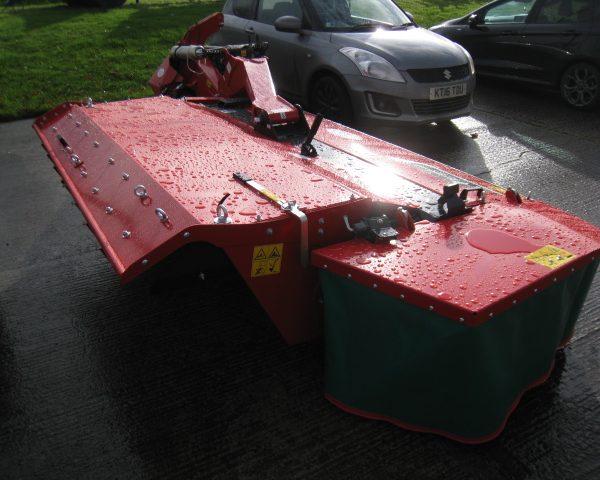 kverneland 3228 mower conditioner-3