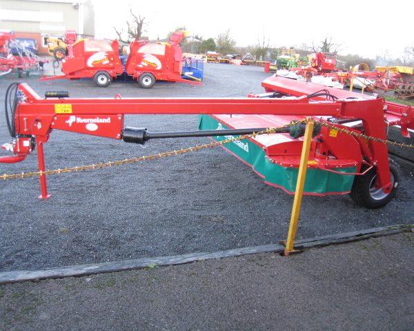 kverneland 4332 LT mower-4