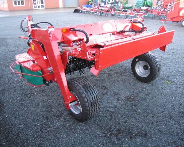 kverneland 4332 LT mower-5