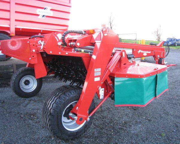 kverneland 4332 LT mower-7